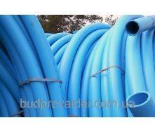 Труба полиэтиленовая водопроводная SDR 26 75 мм