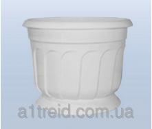 Вазон с подставкой «Рина» 0.55 л 12х9,5 см от 20 шт