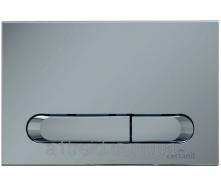 Кнопка инсталяционной системы Hi-Tec Tear хром Церсанит