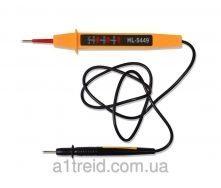 Индикатор напряжения со щупом, 110-220-380 В Індикатор напруги зі щупом, 110-220-380 В