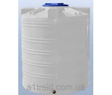 Емкость 1000 литров вертикальная однослойная