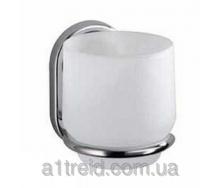 Стакан для зубных щеток одинарный стекло Haceka LaRonde Special Хасека