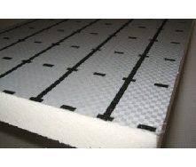 Теплый пол SanPol 1200x3600x50 мм серый