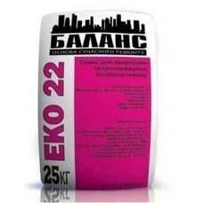 Клей для пінопласту ЕКО-22