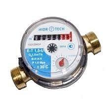 """Лічильник (водомір) холодної води Hidro Tech 1/2 """""""