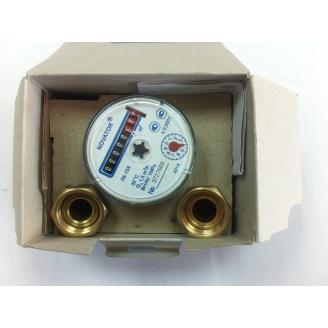 Счётчик холодной воды Novator ЛК-15 1/2 110 мм