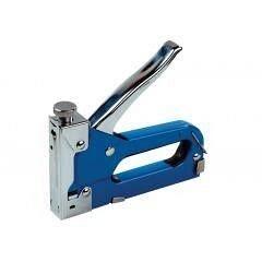 Степлер MASTER TOOL металлический 14 мм синий