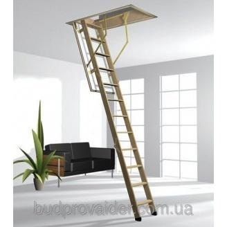Чердачная лестница Roto CADET 3 ISO RC DE DS. 56MM