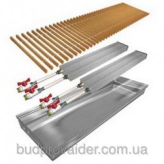 Конвектор естественной конвекции с 2-мя теплообменниками(без вентилятора)