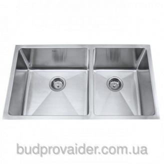 Кухонная мойка нижнего монтажа KHU-103-33