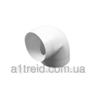 Колено круглое, пласт. D 125 мм, 165 мм (12,5ККП) Коліно кругле, пласт., D 125 мм, 165 мм (12,5ККП)