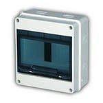КМПн 2/13 - ИЭК IP 55 корпус пластиковый навесной до 13 модульных автомат. выкл. (Шт.)