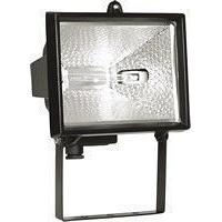 Прожектор ИО 1000 галогенные черный IP 54 ИЭК