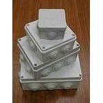 Коробка КМ41001 распаячна до тв.стін 92x92x40мм (шт.)