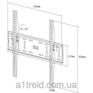 Настенное крепление кронштейн X-DIGITAL STEEL ST315 BLACK