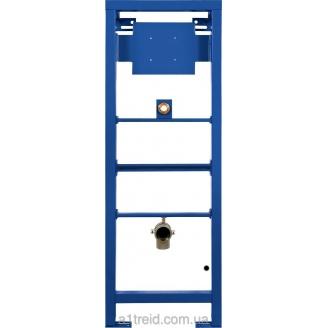 Система инсталляции стеллаж для писсуара уриналы Церсанит