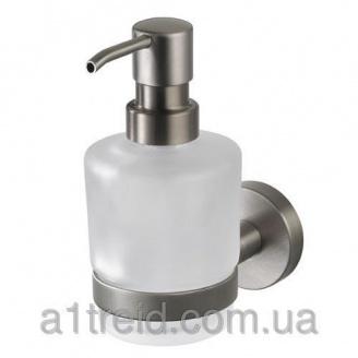 Емкость для жидкого мыла стекло Haceka Kosmos TEC 402416 Хасеке Космос