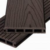 Террасная доска Polymer&Wood Premium 25x150x2200 мм венге