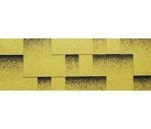 Бітумна черепиця Katepal Rocky 1000х317 мм Золотий пісок