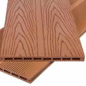 Террасная доска Polymer&Wood Privat 20x284x2200 мм мербау