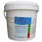 Засіб для комплексної обробки води в басейні AquaDoctor MCT 5 кг