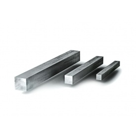 Квадрат сталевий 16х16 мм 6,01 м