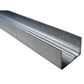Профиль для гипсокартона UD-27 3 м 0,4 мм