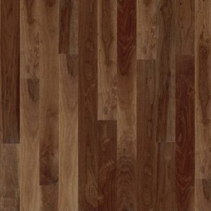 Паркетна дошка BOEN Plank односмугова Горіх американський Andante 2200х138х14 мм лак матовий