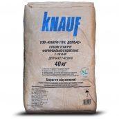 Гипс строительный KNAUF G-10 высокопрочный 40 кг
