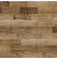 Паркетная доска Graboplast JIVE трехполосная Дуб Античный Бургунский Farm 2250х190х14 мм