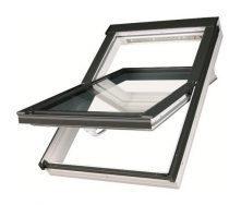 Мансардное окно FAKRO PTP-V U3 вращательное влагостойкое 55x78 см