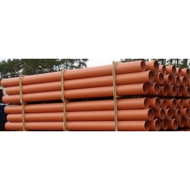 Труба канализационная ПВХ SN-2 110х2,7 мм