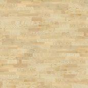 Паркетна дошка Graboplast VIKING трисмугова Ясень брашований Classic 2250х190х14 мм