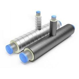 Труба предварительно теплоизолированная вспененным полиуретаном для сетей горячего водоснабжения