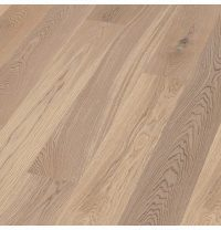 Паркетна дошка BOEN Plank однополосная Дуб Animoso небраширована 2200х209х14 мм вибілена масло