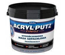 Шпаклевочная масса финиш Снежка Acryl-Putz 27 кг белая