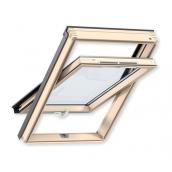 Мансардное окно VELUX OPTIMA Комфорт GLR 3073В МR08 деревянное 780х1400 мм