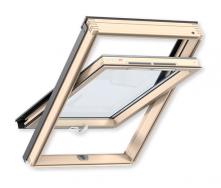 Мансардное окно VELUX OPTIMA Комфорт GLR 3073В CR02 деревянное 550х780 мм