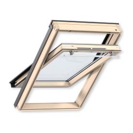 Мансардне вікно VELUX OPTIMA Комфорт GLR 3073 CR04 дерев'яне 550х980 мм