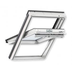 Мансардное окно VELUX Премиум GGU 0066 FK06 влагостойкое двухкамерное 660х1180 мм