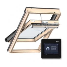 Мансардне вікно VELUX PREMIUM INTEGRA GGL 307021 CK02 дерев'яне 550х780 мм