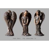 Скульптура Ангелок из литьевого камня
