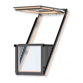 Вікно-балкон VELUX PREMIUM GDL CABRIO 3066 SK19 1140х2520 мм