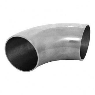 Отвод стальной эмалированный ДУ32 42,4 мм