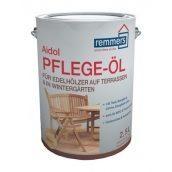 Масляное средство REMMERS Aidol Pflege-Öl 20 л teak