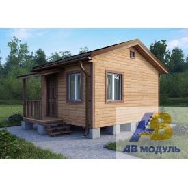 Будівництво будинку відпочинку під ключ