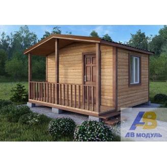 Строительство домов для баз отдыха