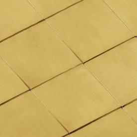 Мідь покрівельна KME TECU Золото в листах і рулонах