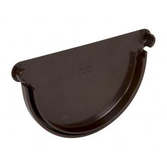 Заглушка воронки універсальна Nicoll 25 ПРЕМІУМ коричневый