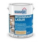 Восковая эмульсия-лазурь REMMERS Wohnraum-Lasur 0,75 л birke